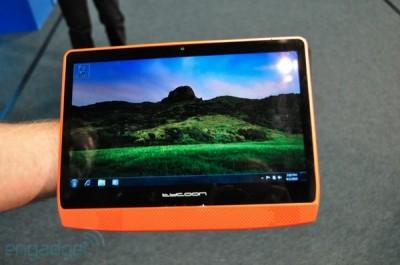 tablet con windows 7