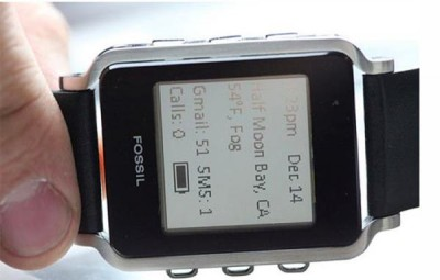 android bb fossil