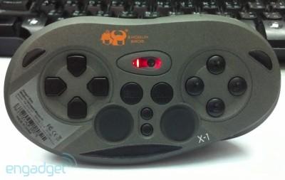 chamaleon joystick