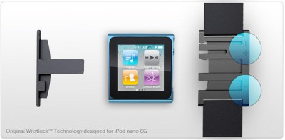 Infuse convierte tu ipod nano 6g en un reloj de pulsera - Infudea alta gama ...