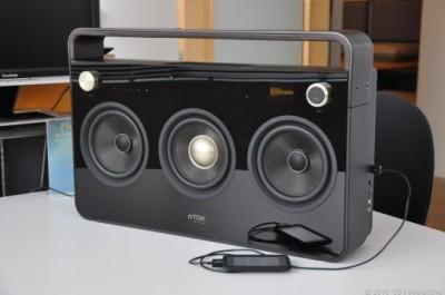 tdk-boombox