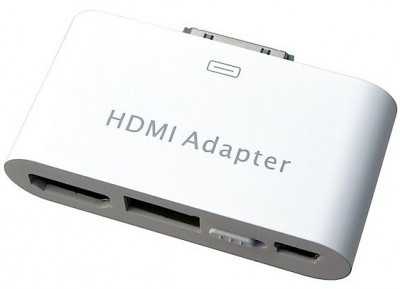 hdmi usb iphone ipad