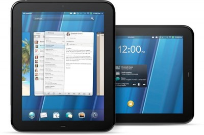 hp touchpad tablets