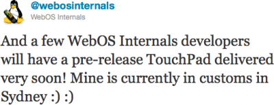 touchpad-webos