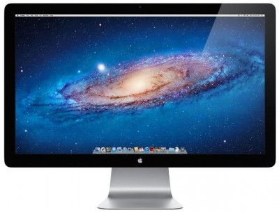 apple thunderbolt display facetime