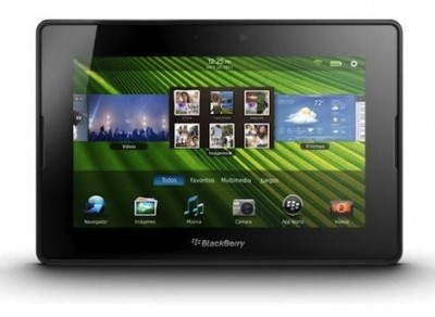 blackberry playbook españa