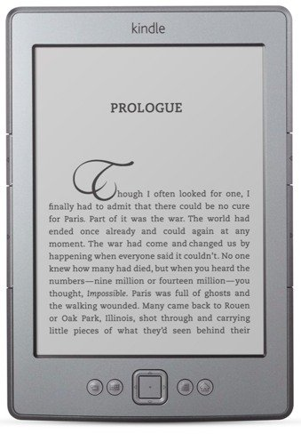 nuevo amazon kindle