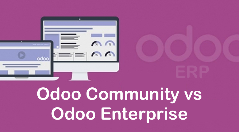 Odoo enterprise vs odoo community opensource