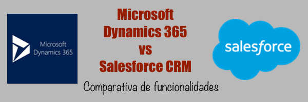 Dynamics 365 vs Salesforce CRM
