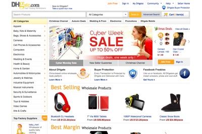 Magistrado máquina pedir disculpas  12 Sitios de comercio electrónico de China como DealExtreme: comprar online  y envío a casa