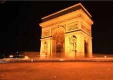 Arco de Triunfo monumento de Paris - Francia