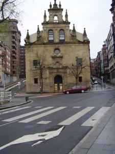 Foto Iglesia la Merced de Bilbao