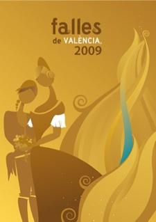 Programa Fallas de Valencia 2009