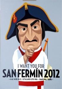 Programa San Fermin 2012