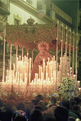 Semana Santa en Sevilla 2010