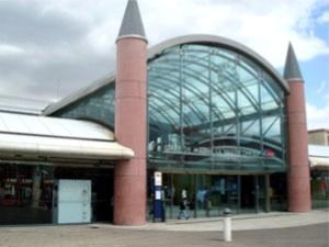Foto de la Estación Marne la Valle Chessy