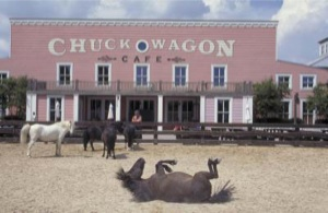 Foto Chuck Wagon Hotel Cheyenne Cafe de Disneyland Resort Paris