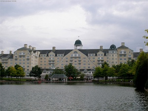 Hotel New Port Bay Club de Disneyland Resort Paris