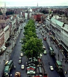 Foto de Vista aerea de Dublin