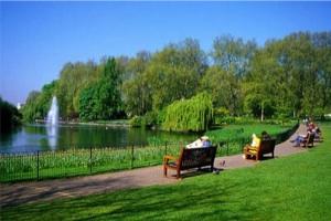 Foto del Jardín Botanico, Edimburgo