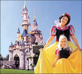 Disneyland Paris - Euro Disney