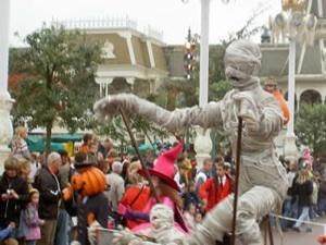 Halloween en Disneyland Resort Paris Eurodisney en Octubre, Noviembre y Diciembre, ofertas