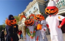 Halloween en Disneyland Resort Paris Eurodisney