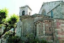 Foto de iglesia de santiago La Corua