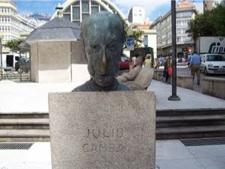 Foto de plaza del humor La Corua