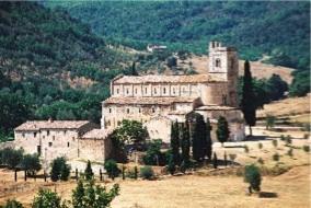 Foto de la región de La Toscana