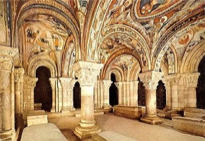 Foto de la Basilica San Isidoro, León
