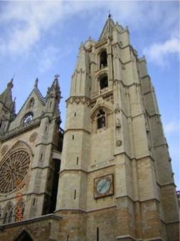 Foto de la Catedral de Santa María, León