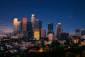 foto vacaciones de los Angeles California