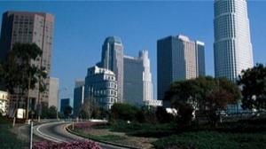 foto de turismo de los Angeles California
