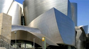 Walt Disney Concert Hall de los Angeles California