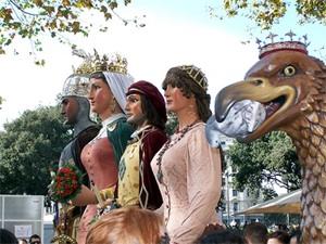 Fiesta de la Merce Barcelona