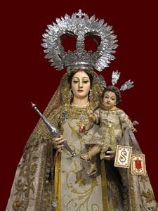Foto de La Virgen Fiesta de la Merce, Barcelona