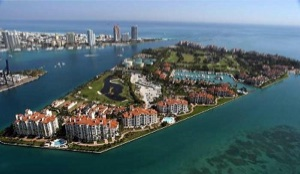 playa Fisher Island miami