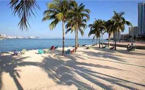 Virginia Key Beach playa miami
