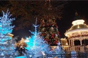 Navidad, Ao Nuevo y Reyes en Disneyland Resort Paris