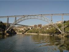 Foto del Ponte María Pía de Oporto, Portugal
