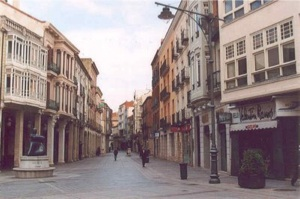 Foto de la Calle Mayor, Palencia
