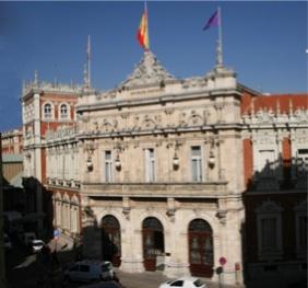 Foto del Palacio de la Diputación, Palencia