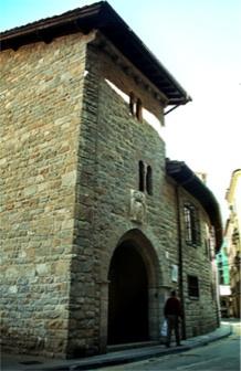 Foto de la Cámara de Comptos de Navarra