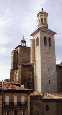 Foto de la Iglesia de San Saturnino en Pamplona