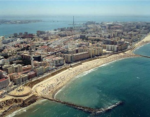 Foto de Las playas de Cádiz
