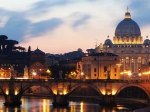 Roma foto de la ciudad