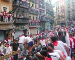 San Fermín 2009 Programa de Fiestas Pamplona