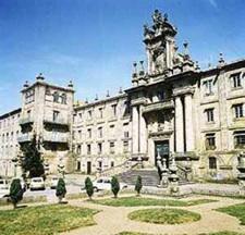 Foto del Monasterio de San Martin Pinario de Santiago de Compostela