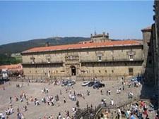 Foto de La Plaza de Obradoiro de Santiago de Compostela